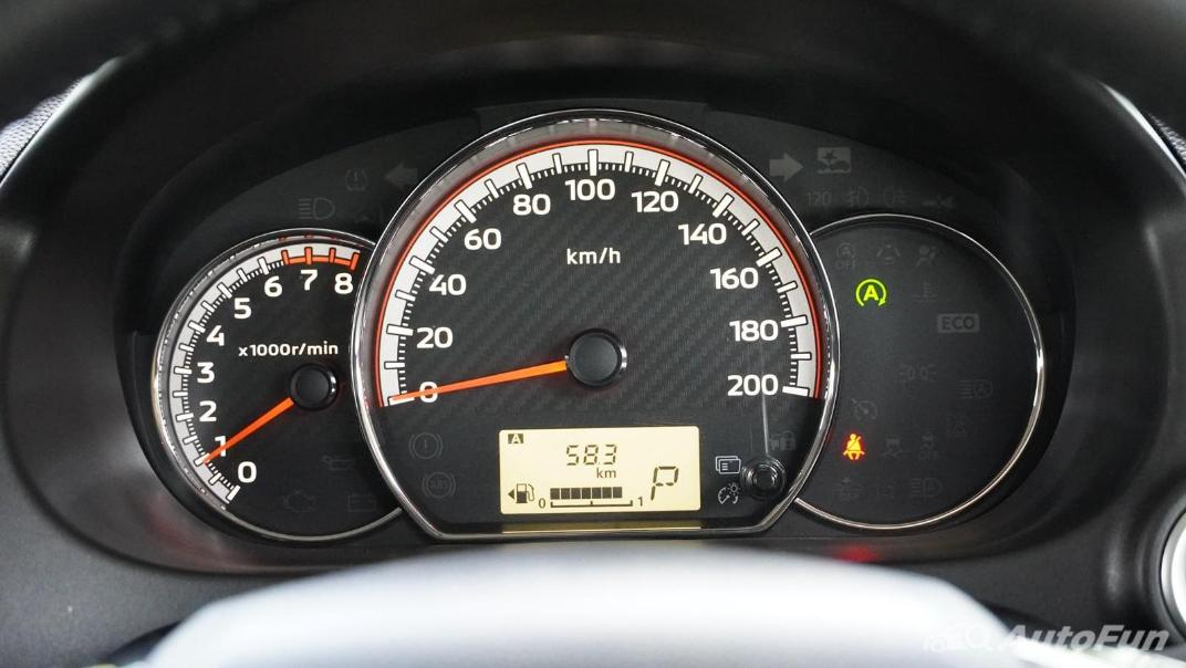 2020 Mitsubishi Attrage 1.2 GLS-LTD CVT Interior 007