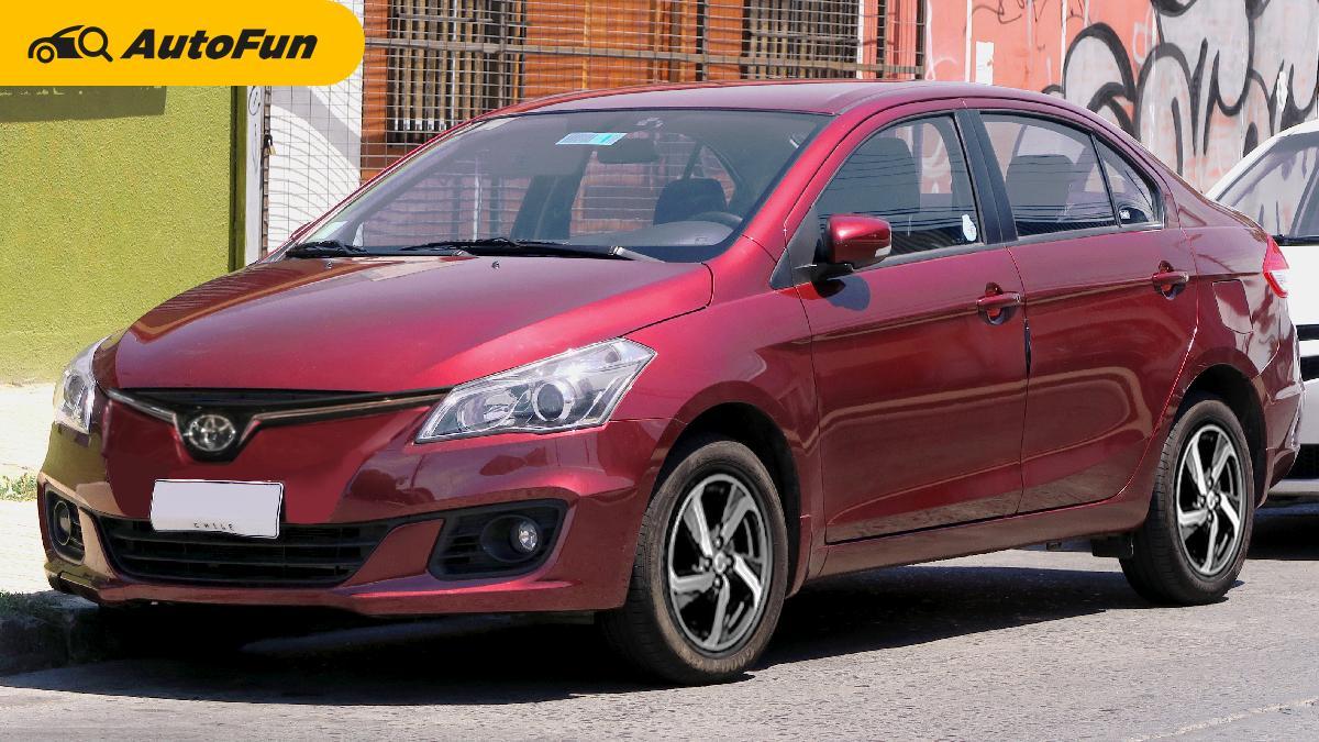 จริงหรือ 2022 Toyota Vios ใหม่จะใช้ร่าง Suzuki Ciaz ในอินเดีย คาดใช้เครื่อง 1.5 ลิตรเหมือนเดิม 01