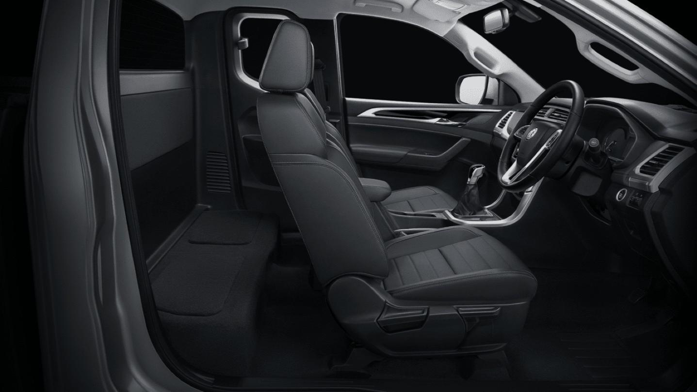 MG Extender 2020 Interior 004