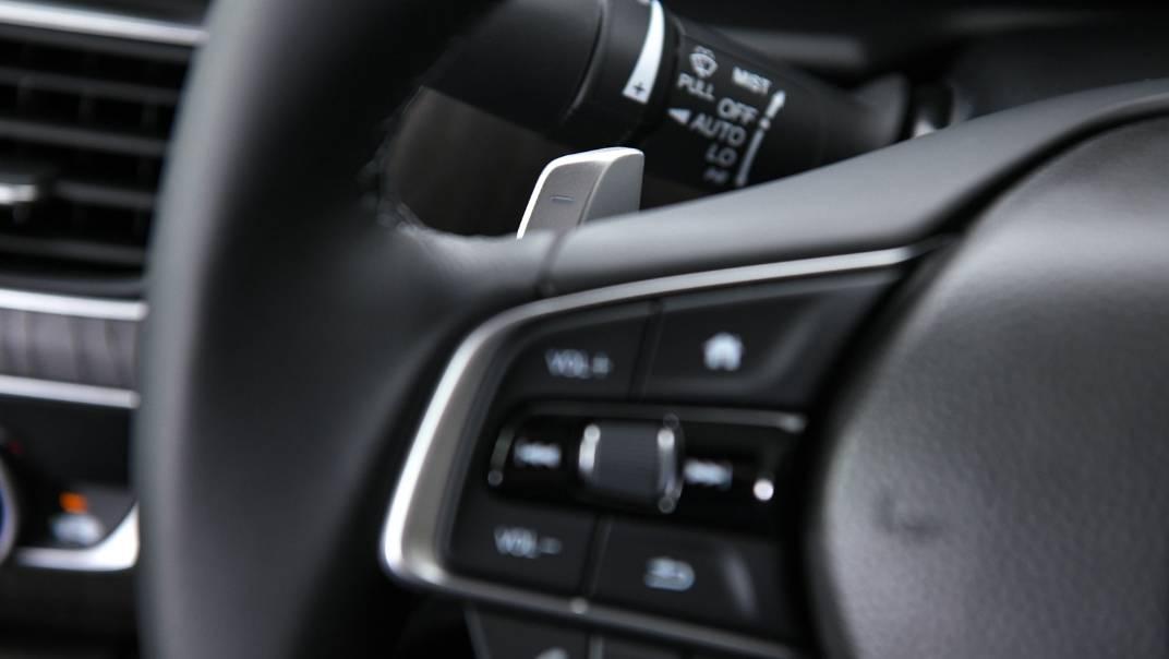 2021 Honda Accord 1.5 Turbo EL Interior 007