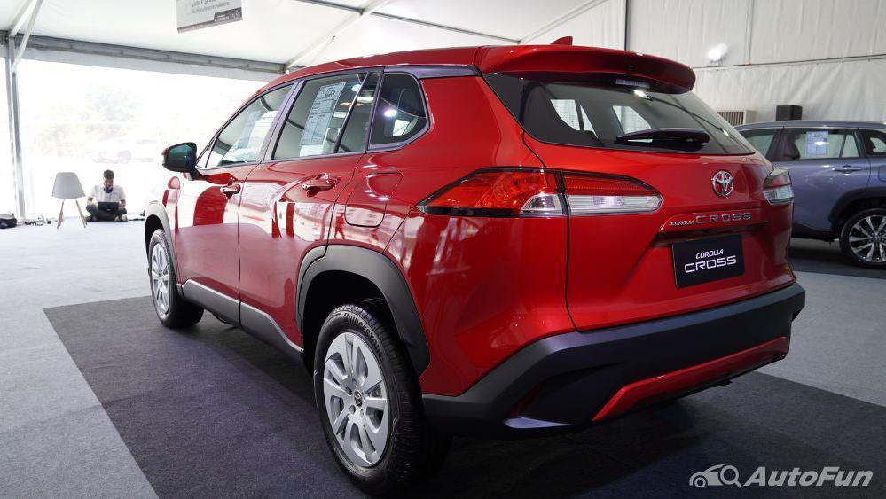 Toyota Corolla Cross Exterior 018