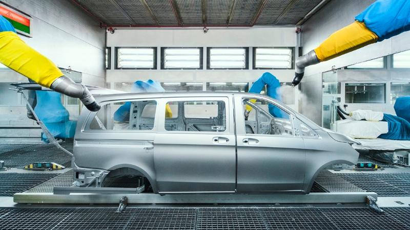 Mercedes-Benz เตรียมผลิต EQ 8 รุ่น ใน 7 โรงงาน 3 ทวีป - แต่ยังไร้เงาประเทศไทย 02