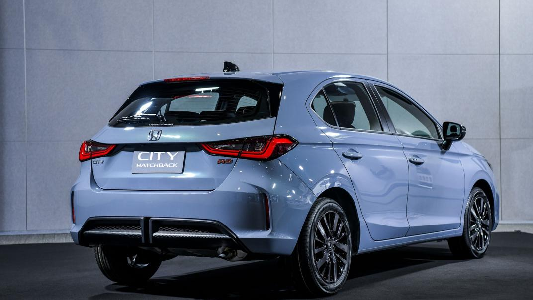 2021 Honda City Hatchback 1.0 Turbo RS Exterior 003