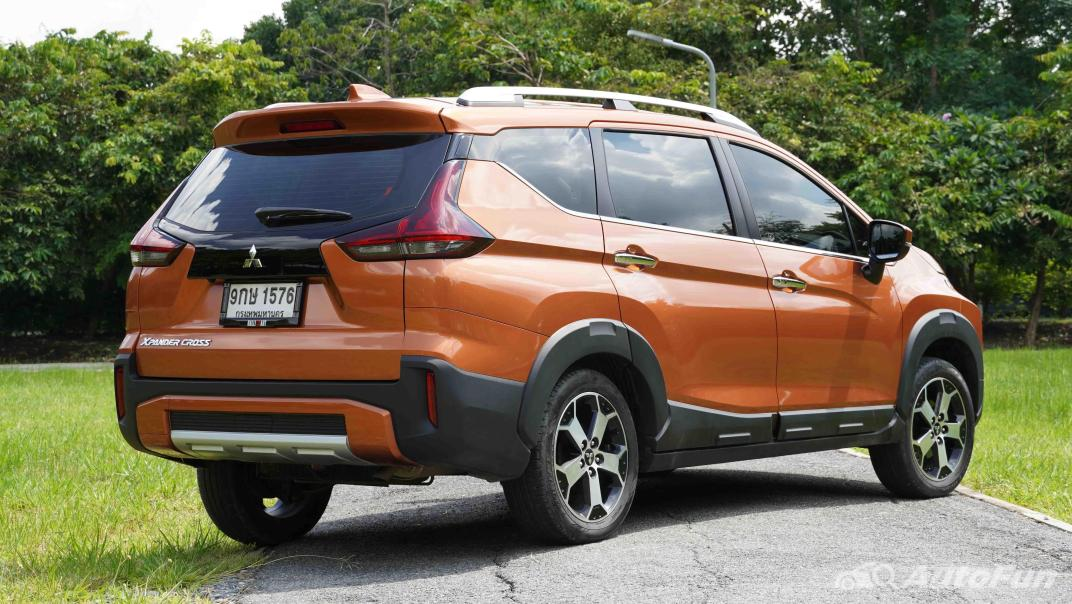 2020 1.5 Mitsubishi Xpander Cross AT Exterior 006