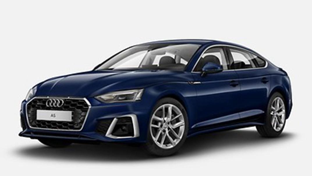 Audi A5 Sportback 2020 Exterior 004