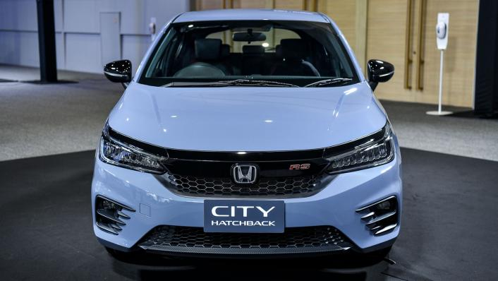 2021 Honda City Hatchback 1.0 Turbo RS Exterior 002