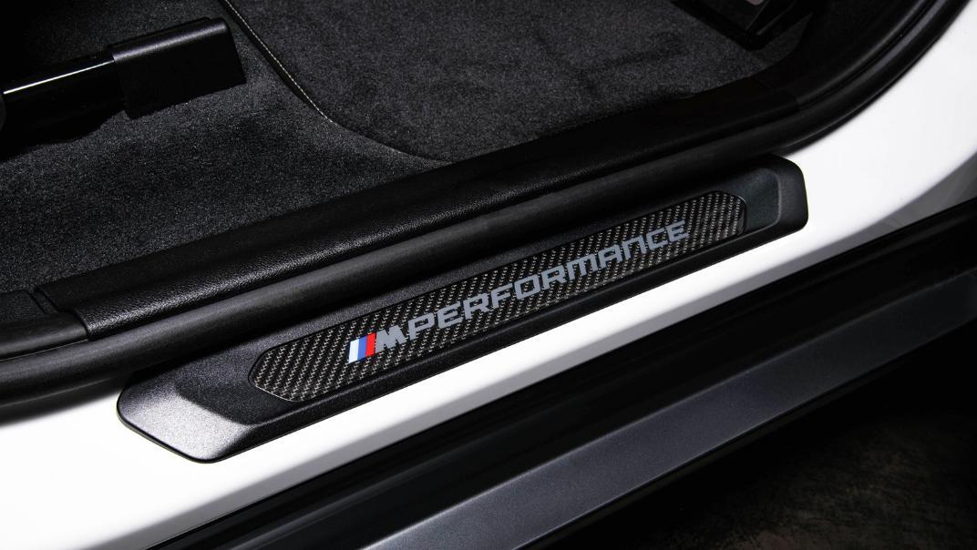 2021 BMW X4 xDrive20d M Sport X Interior 002