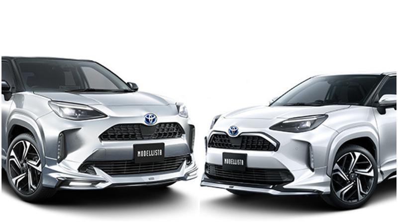 Toyota เปิดตัวชุดแต่ง Yaris Cross ใหม่ 3 แบบ 3 สไตล์ 02
