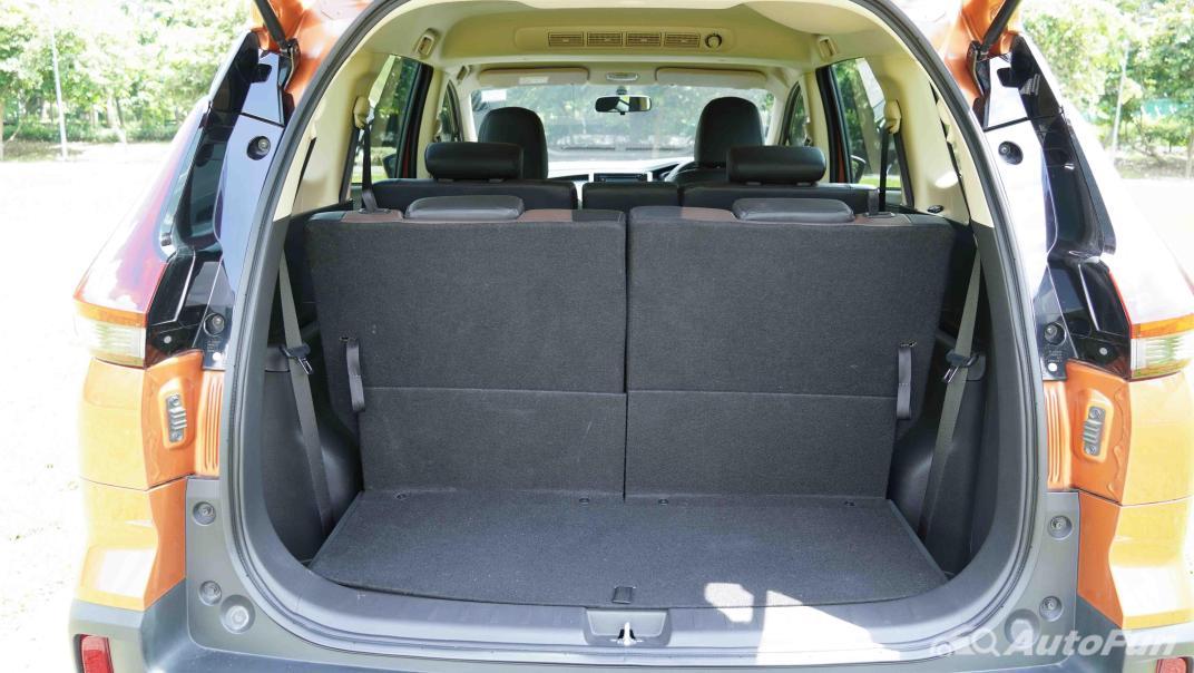 2020 Mitsubishi Xpander 1.5 Cross AT Interior 023