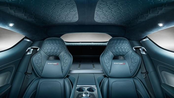 Aston Martin Rapide S 2020 Interior 001