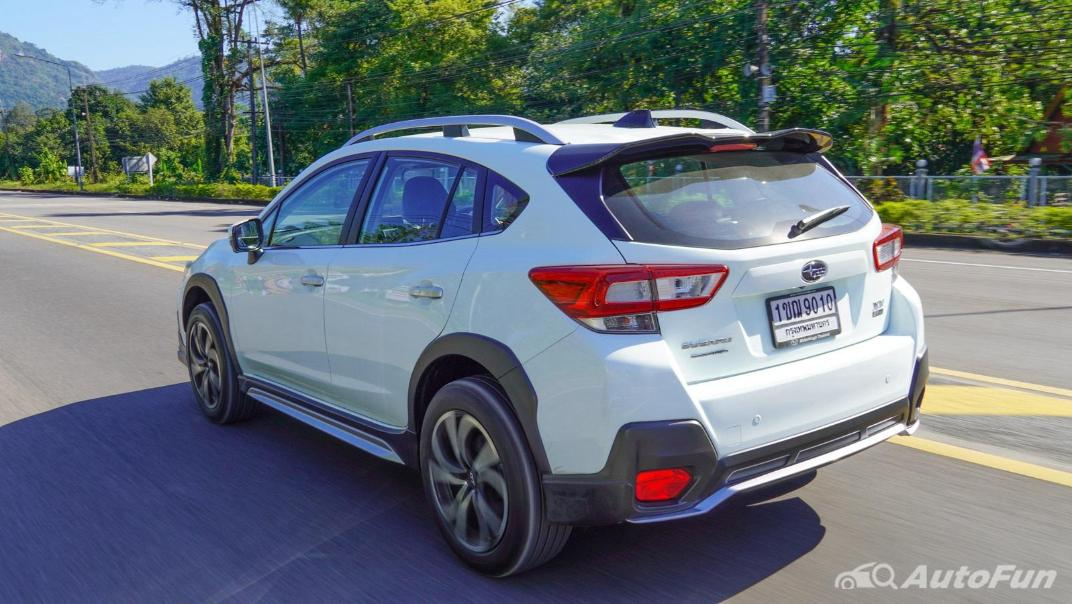 2019 Subaru XV GT Edition Exterior 049