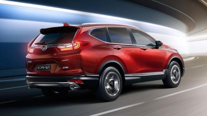 Honda CR-V 2020 Exterior 010