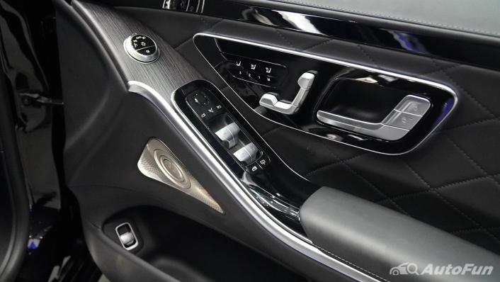 2021 Mercedes-Benz S-Class S 350 d AMG Premium Interior 008