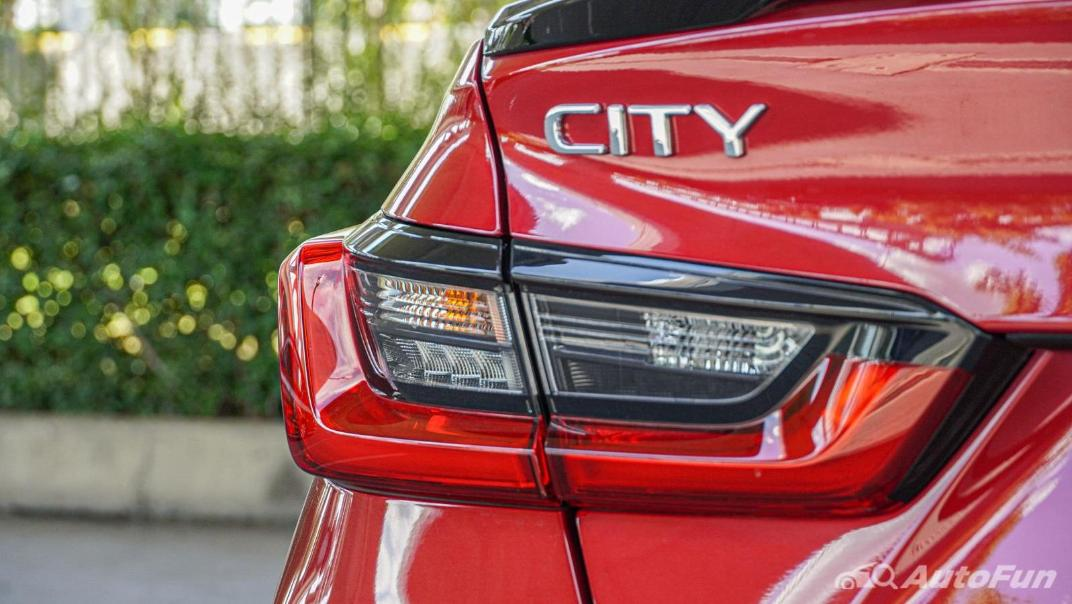 2020 Honda City 1.0 RS Exterior 022