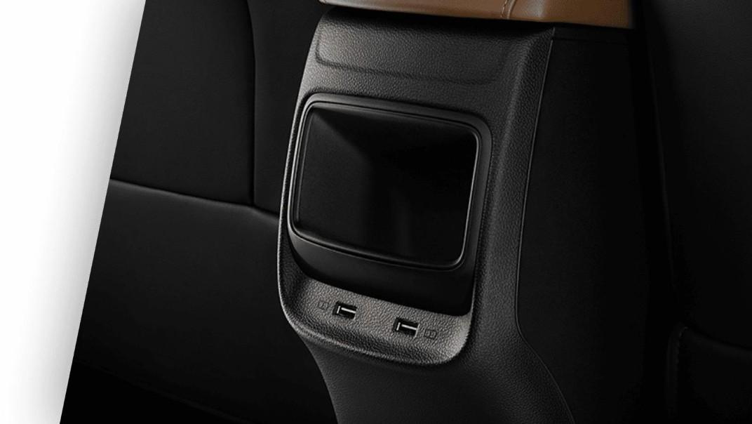 MG ZS-EV 2020 Interior 004