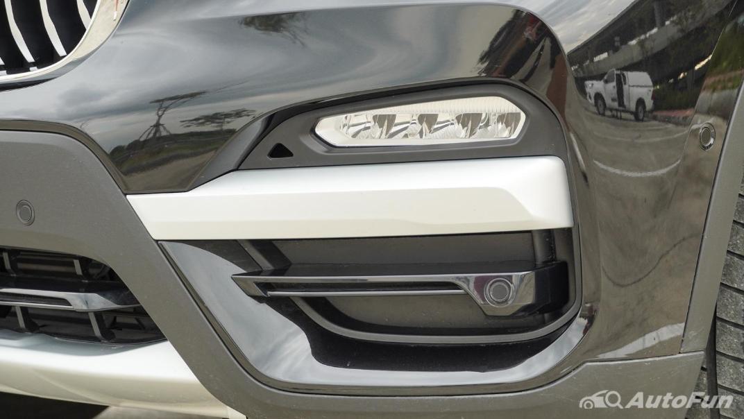 2020 2.0 BMW X3 xDrive20d M Sport Exterior 016