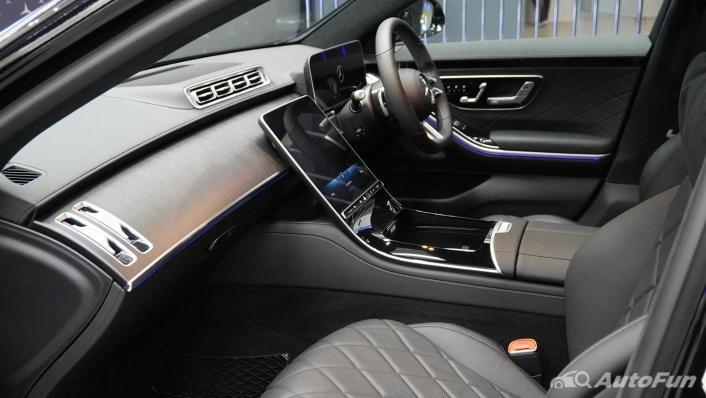 2021 Mercedes-Benz S-Class S 350 d AMG Premium Interior 004