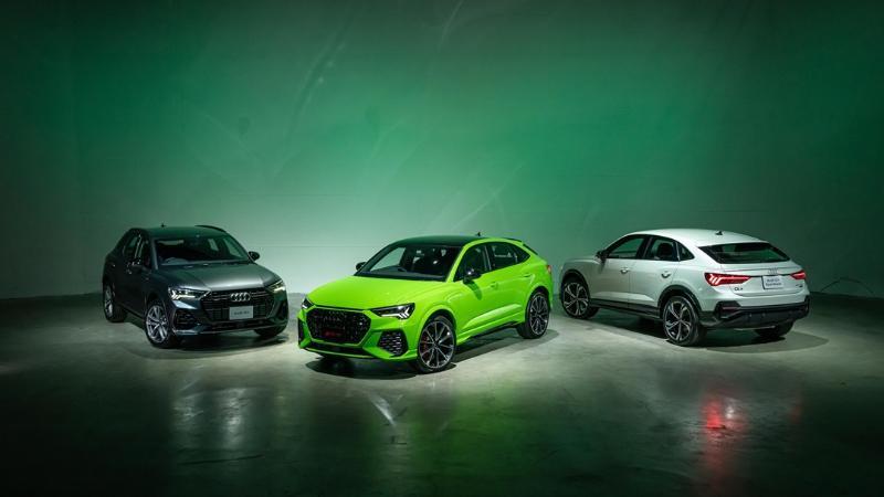 Audi เปิดตัวเอสยูวีโหด 2021 Audi RS Q3 Sportback เคาะ 4.75 ล้านบาท ถูกกว่า Mercedes-AMG GLC 02