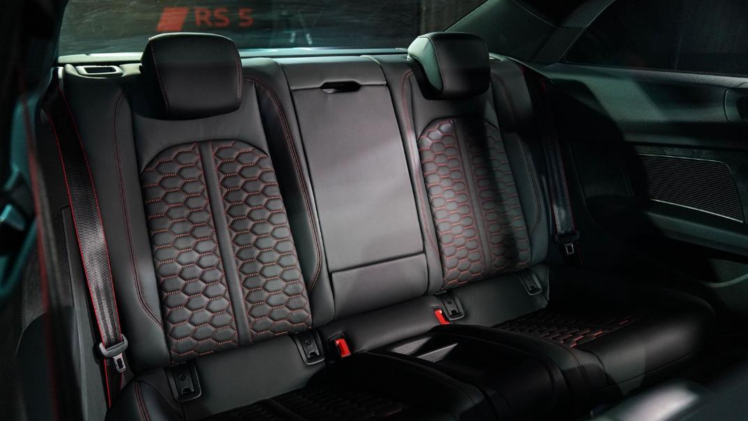 2021 Audi RS 5 Coupe quattro Interior 006