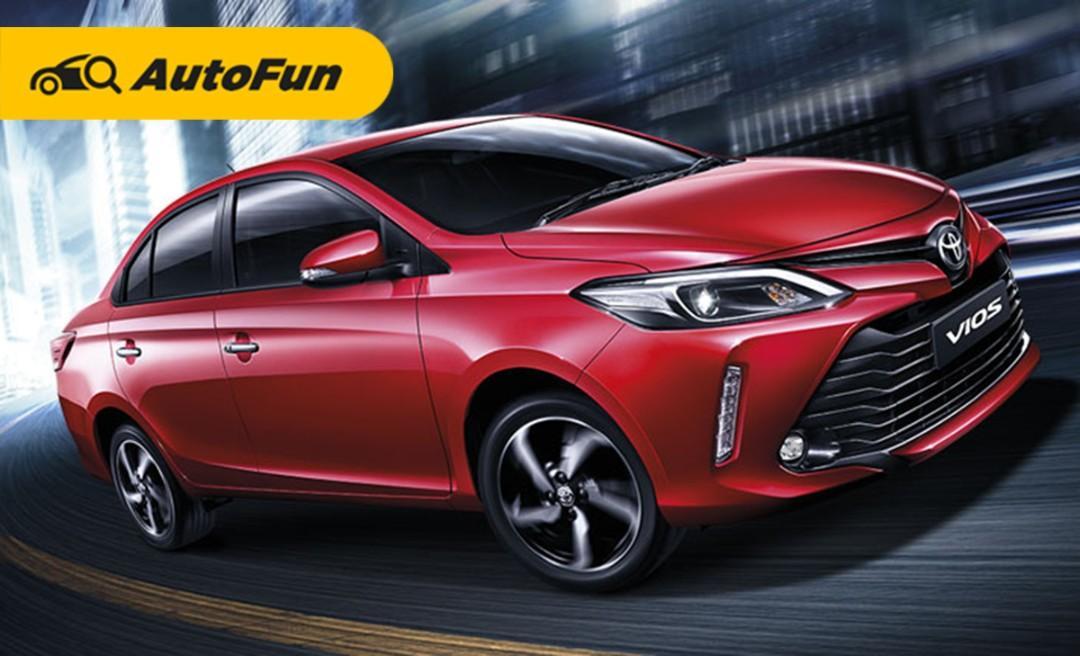 2019 Toyota Vios โตโยต้า วีออส  Toyota