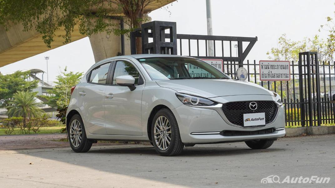 2020 Mazda 2 Hatchback 1.5 XDL Sports Exterior 003