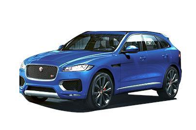 2020 Jaguar F-Pace 2.0L Ingenium R-Sport