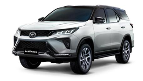 2021 Toyota Fortuner 2.4 Legender 4WD ราคารถ, รีวิว, สเปค, รูปภาพรถในประเทศไทย | AutoFun