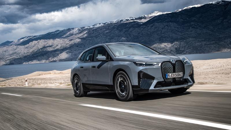 2021 BMW iX เอสยูวีไฟฟ้าขนาดเท่า X5 เตรียมเปิดตัวพรุ่งนี้ นำเข้าจากจีน คาดส่งมอบปลายปี 02