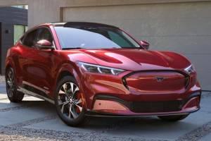 2021 Ford Mustang Mach-E ขายไทยแล้วด้วยราคา 3.69 ล้านบาท แต่จะได้สเปคตัวท็อปหรือไม่ ?