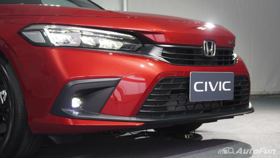 2022 Honda Civic RS Exterior 074