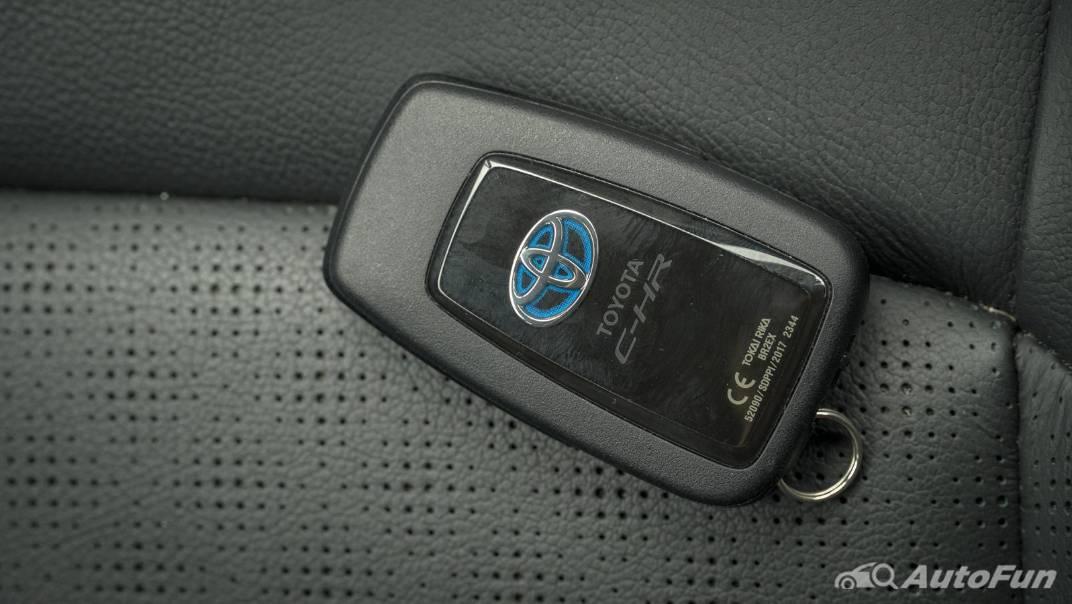 2021 Toyota C-HR Hybrid Premium Safety Others 004