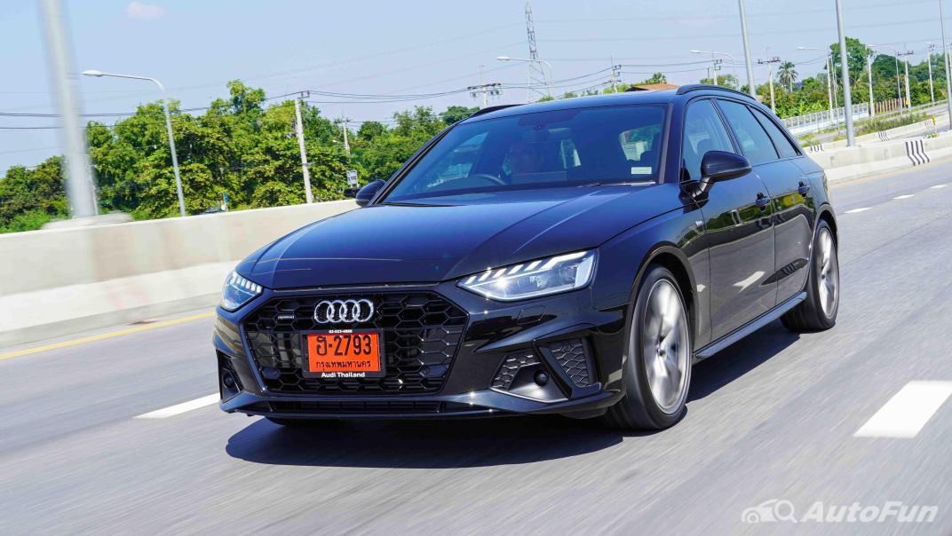 2020 Audi A4 Avant 2.0 45 TFSI Quattro S Line Black Edition Exterior 050