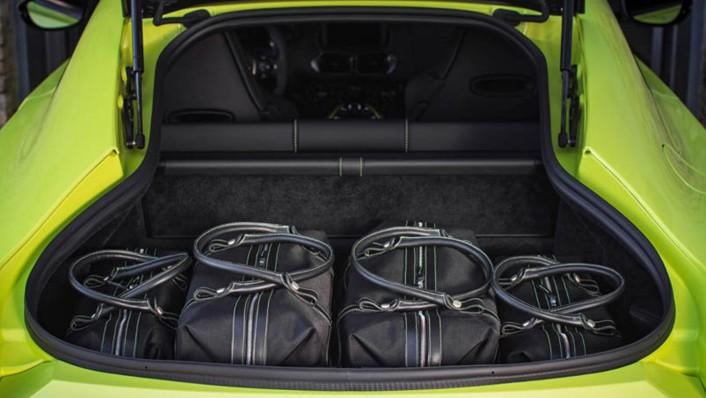 Aston Martin V8 Vantage 2020 Interior 005