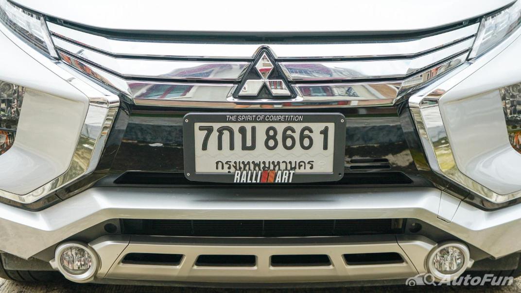 2020 1.5 Mitsubishi Xpander GLS-LTD Exterior 010