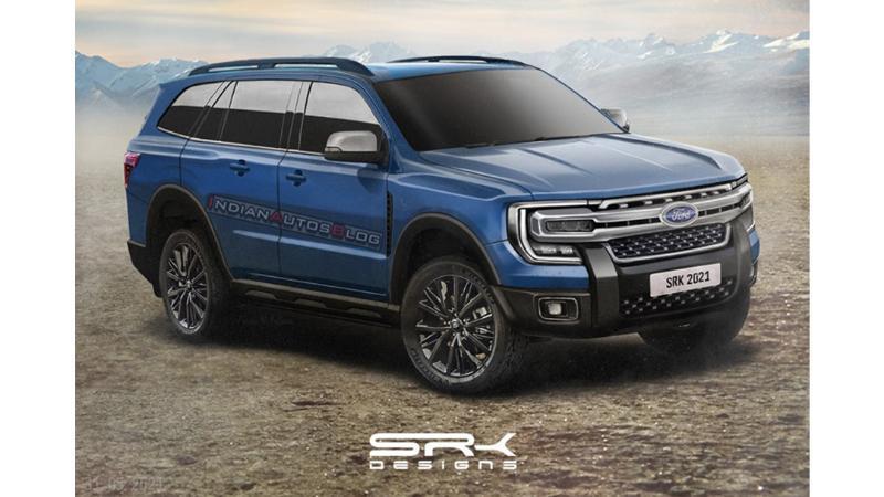 2022 Ford Everest ตัวท็อปวางขุมพลังดีเซล วี6 เทอร์โบชาร์จ ขย้ำ Toyota Fortuner 02