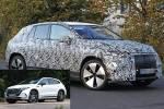 Spyshot: 2023 Mercedes-Benz EQE SUV ทดสอบแล้วในเยอรมัน คู่แข่ง Tesla Model X และ BMW iX