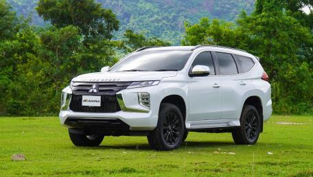 2021 Mitsubishi Pajero Sport 2.4D GT Premium 4WD Elite Edition ราคารถ, รีวิว, สเปค, รูปภาพรถในประเทศไทย | AutoFun