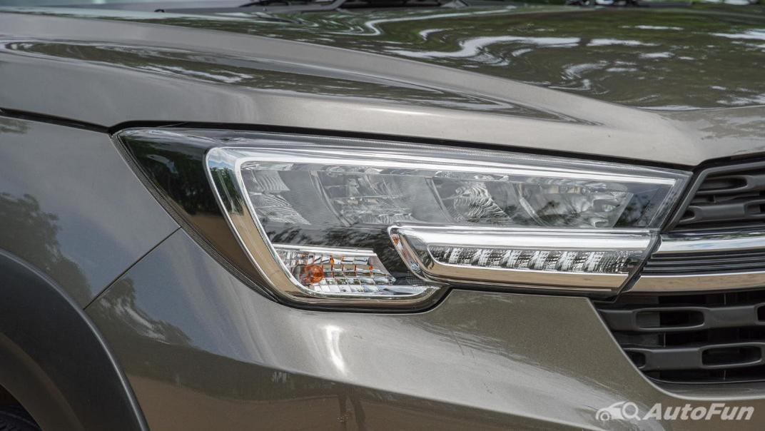 2020 1.5 Suzuki XL7 GLX Exterior 017