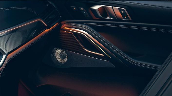BMW X6 2020 Interior 006