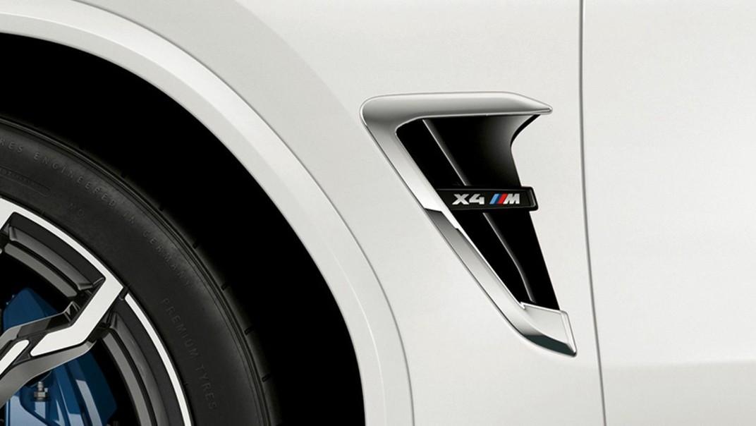 BMW X4-M Public 2020 Exterior 009