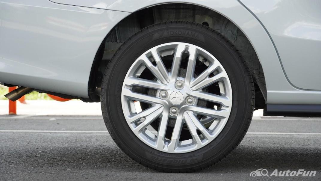 2020 1.2 Mitsubishi Attrage GLS-LTD CVT Exterior 052