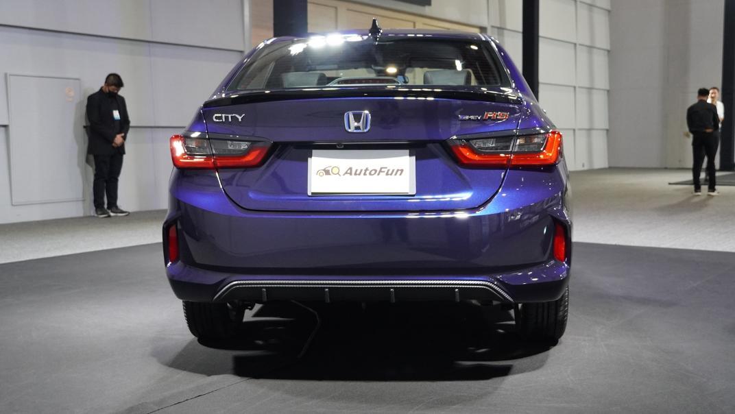 2021 Honda City e:HEV RS Exterior 071