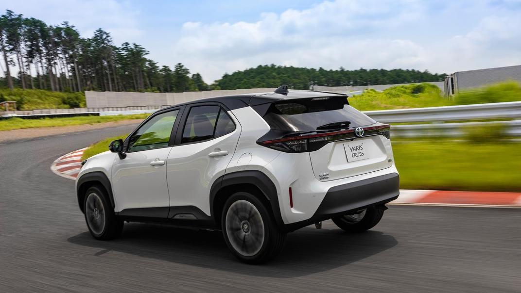 2020 Toyota Yaris Cross International Version Exterior 026