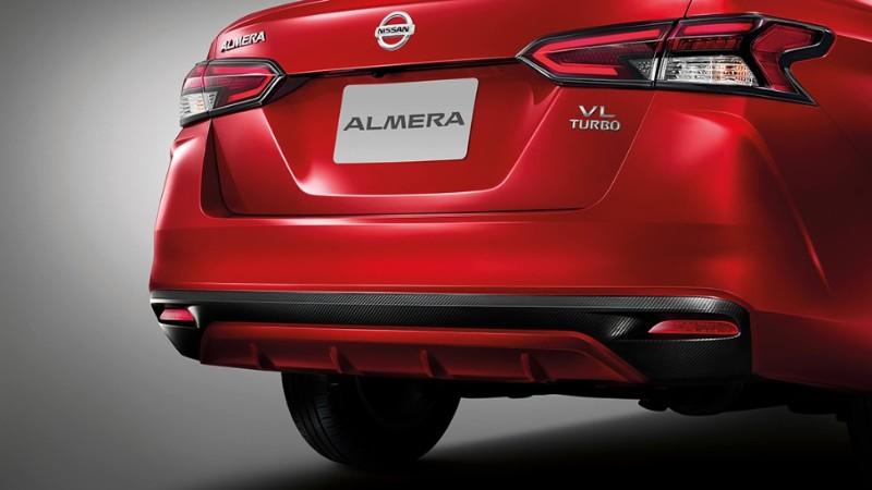 Nissan Almera นิสสัน อัลเมร่า