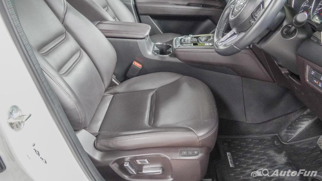 2020 2.5 Mazda CX-8 Skyactiv-G SP Interior 033