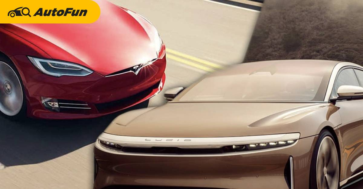 เทียบสเปค EV ระหว่าง Tesla Model S กับ Lucid Air น้องใหม่เปิดราคา แพงกว่าเทสล่าเกือบเท่าตัว 01