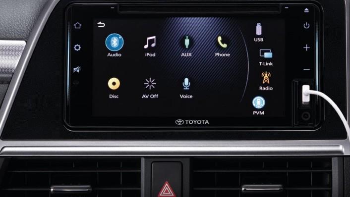 Toyota Sienta 2020 Interior 008