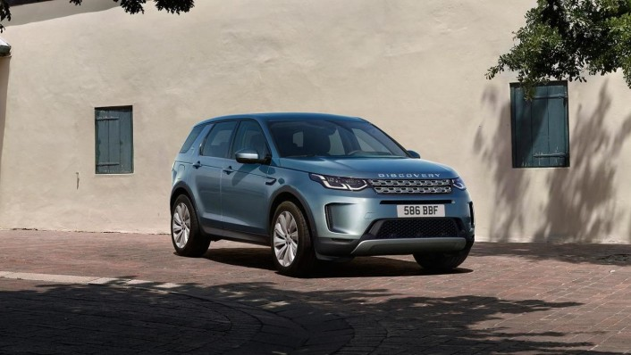 Land Rover Discovery Sport 2020 Exterior 007