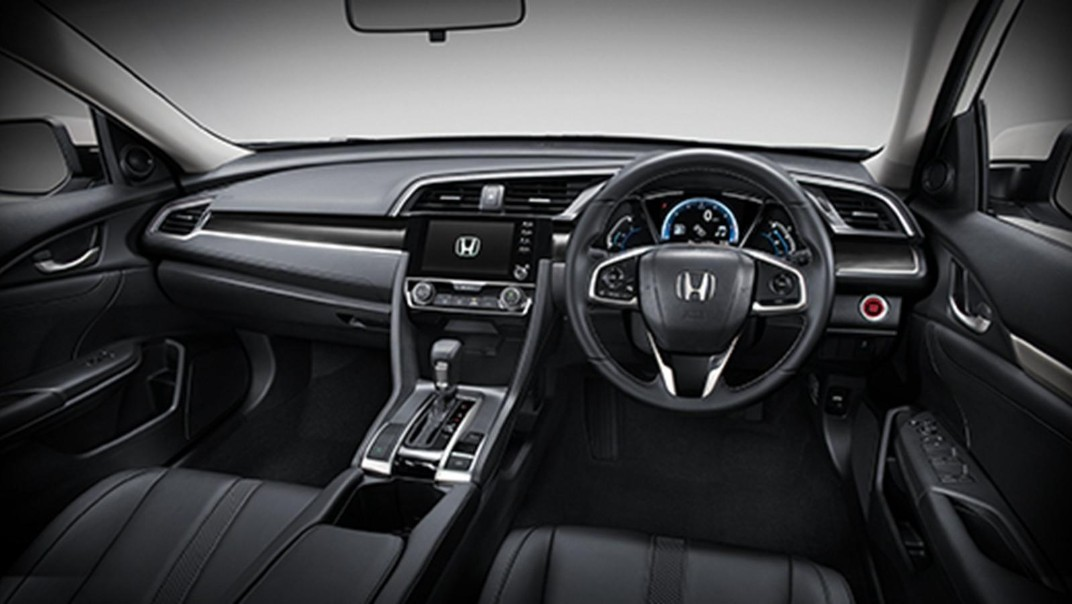 Honda Civic 2020 Interior 001