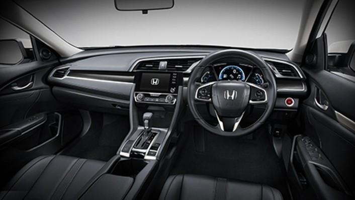 Honda Civic 2020 Interior 001